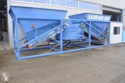 Hormigón planta de hormigón Sumab Containerised! K-60 (60m3/h) Mobile concrete plant