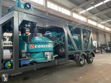 Constmach 2 YEARS WARRANTY, CE CERTIFIED CONCRETE PLANT, 30 m3/h CAPACITY betoncenter ny