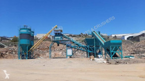 Constmach 100 m3/h MOBILE CONCRETE PLANT, WITH THE BEST PRICE/PERFORMANCE betoncenter ny