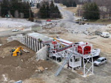 Constmach DOUBLE CHASSIS MOBILE CONCRETE PLANT, 120 m3/h CAPACITY betoncenter ny