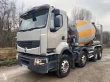 Beton Renault Lander 410DXI cement mixer brugt