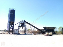 Constmach 100 m3/h CAPACITY FIX TYPE CONCRETE PLANT FOR SALE centrale à béton neuve