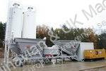 Sumab FULLY SERVICED IN 2020! F-2200 (55m3/h) Mobile concrete plant centrale à béton occasion