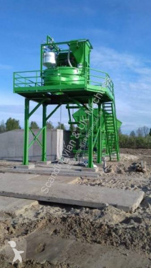 Sumab High Capacity! T-90 (90m3 / H) Stationary concrete plant betoncenter brugt