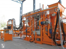 Sumab U-600 (800 blocks / hour) Stationary block machine unitate de fabricare a produselor din beton second-hand