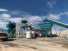 Constmach 100 m3/h MOBILE CONCRETE PLANT, FROM EUROPE'S MOST PREFERRED MANUFACTURER neue Betonmischanlage