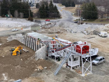 Constmach LOW HEIGHT, ZERO FOUNDATION! MOBILE CONCRETE PLANT 120 m3/h centrale à béton neuve