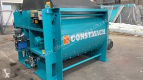 Beton Constmach MALAXEUR TWIN SHAFT 2 m3, APPELEZ MAINTENANT, PRÊT POUR LA LIVRAISON cement mixer ny