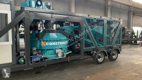 Constmach 30 m3/h MOBILE CONCRETE PLANT, PRACTICAL & ECONOMIC SOLUTION betoncenter ny