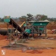 Hormigón planta de hormigón Constmach CENTRALE A BÉTON MOBILE&COMPACTE D'UNE CAPACITE DE 30 m³/h