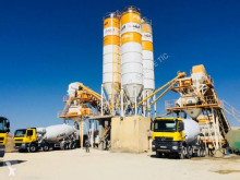 Fabo POWERMIX-160 STATIONARY TYPE CONCRETE PLANT WITH 160 M3/H CAPACITY impianto di betonaggio nuovo