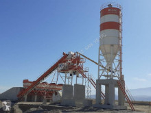 Hormigón planta de hormigón Fabo POWERMIX 90 STATIONARY CONCRETE MIXING PLANT WITH HIGH CAPACITY