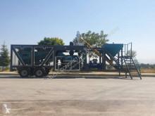 Hormigón planta de hormigón Constmach 30 m3/h MOBILE CONCRETE PLANT, PRACTICAL & ECONOMIC SOLUTION