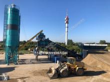 Hormigón planta de hormigón Constmach LOW HEIGHT, ZERO FOUNDATION! MOBILE CONCRETE PLANT 120 m3/h