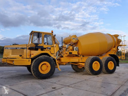 Camion betoniera Volvo A25 (LIEBHERR 9M3 MIXER) - 4 UNITS AVAILABLE