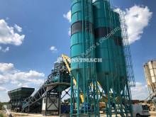Hormigón planta de hormigón Constmach Centrale à Béton Mobile d'une capacité de 120 m³/h-Meilleure qualité et prix!