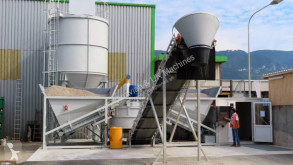 Hormigón Sumab Sweden New Automatic concrete plant planta de hormigón nuevo