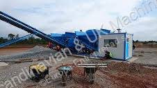 Sumab Sweden Containerised! K-60 (60m3 / h) Mobile concrete plant central de betão novo