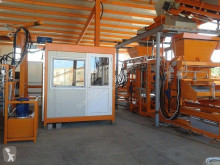 Sumab Sweden HIGH BLOCK OUTPUT! R-1000 (2000 blocks / hour) Stationary block machine unité de production de produits en béton neuf