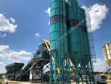 Centrale à béton Constmach CS-100 Silo à Ciment Capacité de 100 Ton