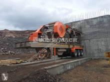 Constmach Concasseur à Mâchoire 60-80 tph betonganläggning ny