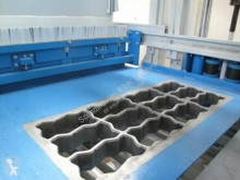 Sumab Sweden Concrete Block Molds central de betão novo