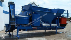 Sumab Sweden COMPACT MODEL! C15-1200 (16m3 / h) Mobile concrete plant betonganläggning ny
