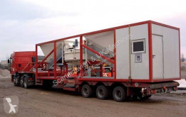 Sumab Sweden Containerised! K-40 (40m3 / h) mobile concrete plant central de betão novo