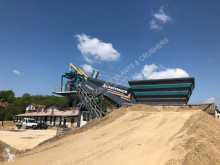 Constmach Portable Concrete Plant 60 m3/h betonganläggning ny