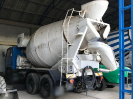 693 used concrete mixer truck