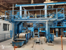 Complete sand-lime brick plant used production units for concrete products