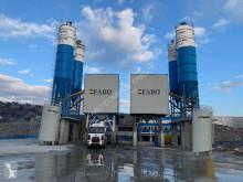 Hormigón planta de hormigón Fabo POWERMIX-200 NOUVELLE SYSTEME D'INSTALLATION DE CENTRALE À BÉTON