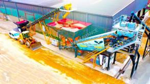 Hormigón planta de hormigón Fabo CENTRALE A BETON MOBILE FABO TURBOMIX 100 M3/H