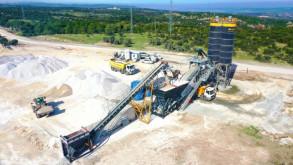 Hormigón Fabo TURBOMIX - 120 CENTRALE A BETON MOBILE CERTIFICAT CE** planta de hormigón usado