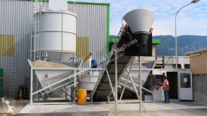 Beton Sumab Universal SUMAB Automatic Plant (Pan Mixer: 1800/1200 litres) nieuw betoncentrale