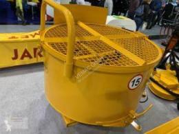 Betonmischer 800 1200 1800 Liter Futtermischer Mischer Mixer Zwangsmischer NEU bétonnière neuf