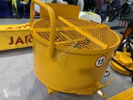Betonmischer 800 1200 1800 Liter Futtermischer Mischer Mixer Zwangsmischer NEU new concrete mixer