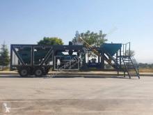 Hormigón Constmach Mobicom30 Mini Mobile Concrete Batch Plant planta de hormigón nuevo