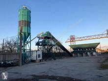 Hormigón Constmach Stationary Concrete Batching Plant 60 m3 planta de hormigón nuevo