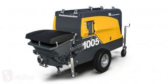 Putzmeister concrete pump truck BSA 1005