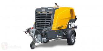 Putzmeister concrete pump truck P 718