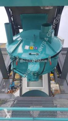 Constmach Pan Type Concrete Mixer - Pan Mixer betonblander ny