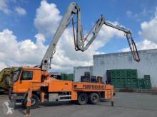 Putzmeister concrete pump truck BSF 31-5 M31-5