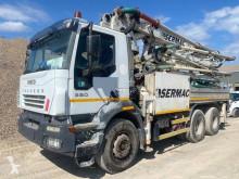 Camion calcestruzzo pompa per calcestruzzo Sermac 5Z35