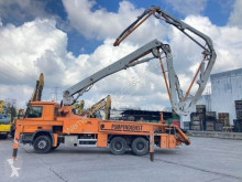 Putzmeister concrete pump truck Mercedes-Benz Actros 2741 6x4 BSF 31-5 Hallenpumpe 5