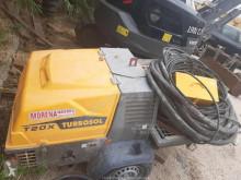 Turbosol T20X used screed pump