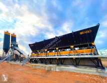 Hormigón Fabo : FABO CENTRALE A BETON COMPACT DE 110 M3/H NOUVEAU PROJET TYPE A BANDE planta de hormigón nuevo