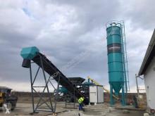 اسمنت مصنع اسمنت Constmach CS-50 Silo à Ciment Capacité de 50 Tonnes