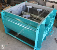 اسمنت Constmach Twin Shaft Mixer / Double Shaft Mixers خلاطة اسمنت جديد