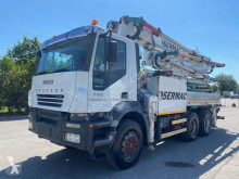 Sermac concrete pump truck 5z35